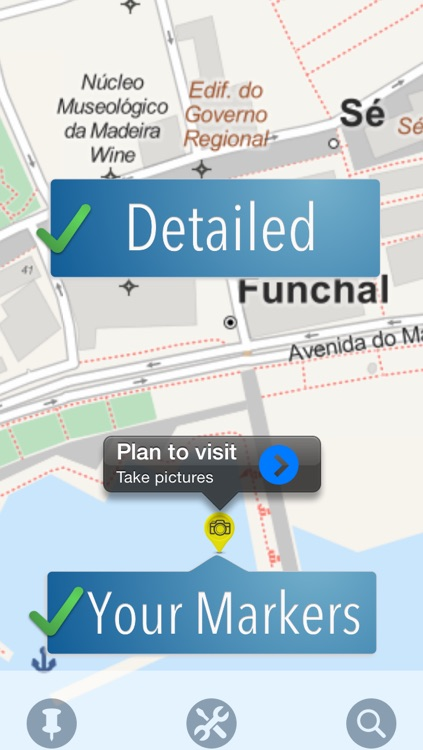 Madeira Travelmapp screenshot-1