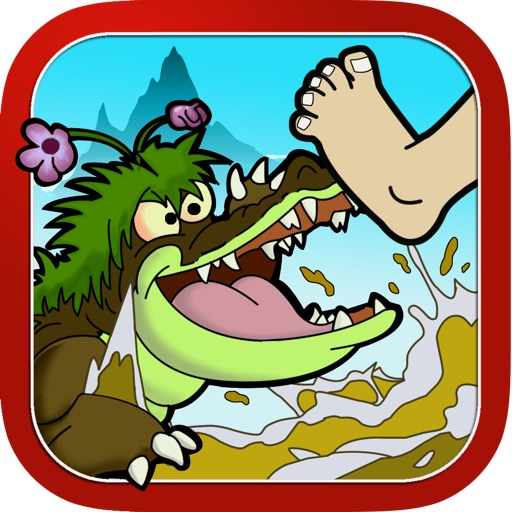 Swamp Racer : A Race Against Time Game