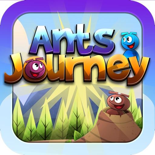 Ants Journey