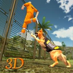 Prison Escape Police Dog Duty