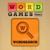 Word Search by Purple Buttons