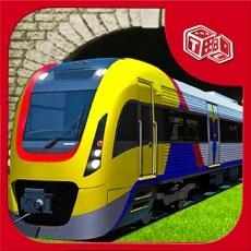 Activities of Train Driving Simulator