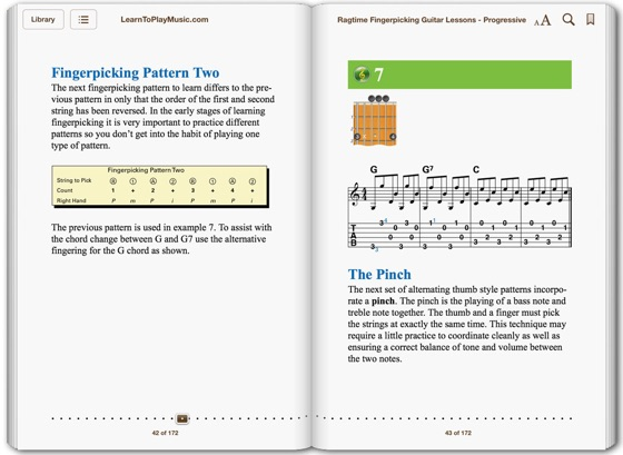 Ragtime Fingerstyle Guitar Lessons on Apple Books