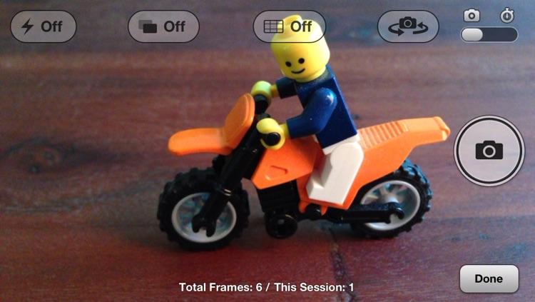 Frameographer - Stop Motion & Time-Lapse screenshot-3
