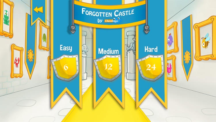 Forgotten Castle- StimuLearn