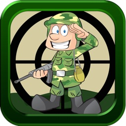 Tiny Battlefield Games - Sniper Gunner Soldier Run