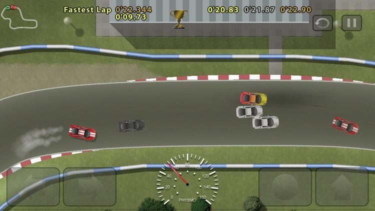 Ghost Racer screenshot-3