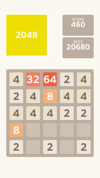 2048 5x5 Classic Edition screenshot-3