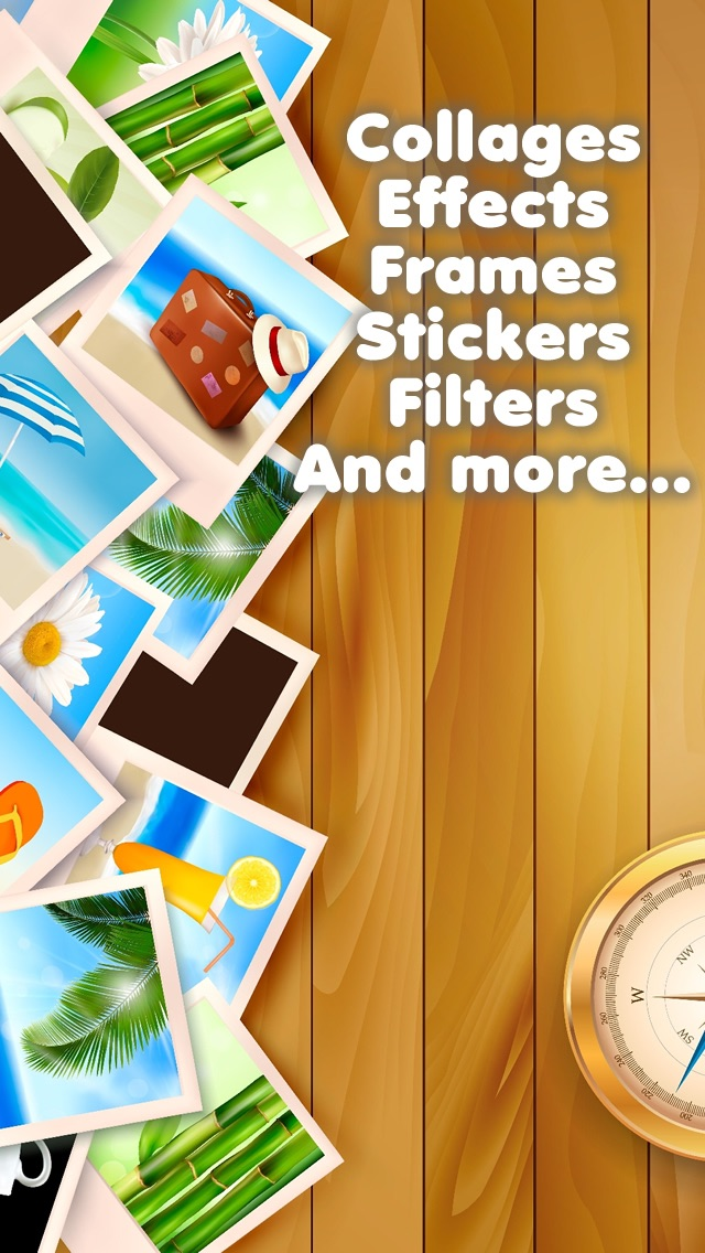 Inastant Collage maker plus photo frame - Add awesome picture magic ...