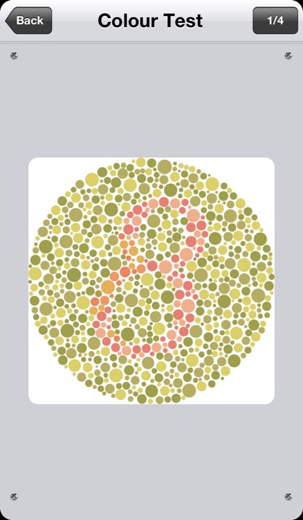 Vision Test screenshot-1