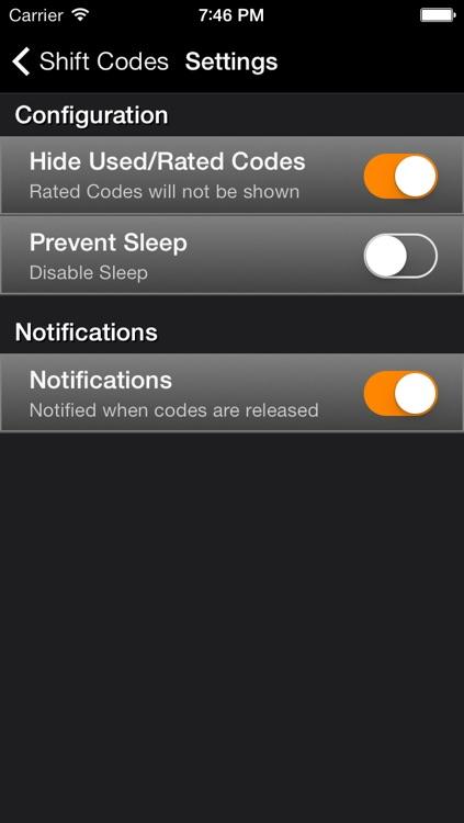 Shift Codes for Borderlands 2 Pro screenshot-4