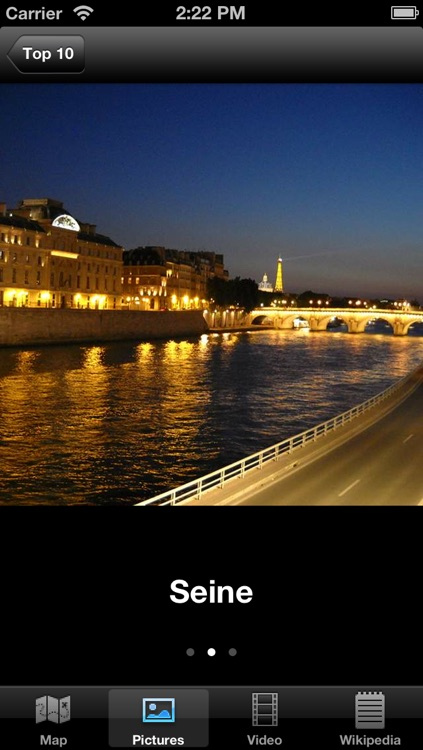 Paris : Top 10 Tourist Attractions - Travel Guide of Best Things to See screenshot-3