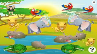 アクティブ! サファリ約子供のためのゲーム: 学び、遊ぶ 動物とののおすすめ画像3