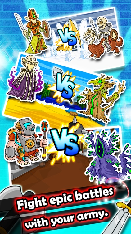 Monster Quest - Collect and Evolve Creatures screenshot-4