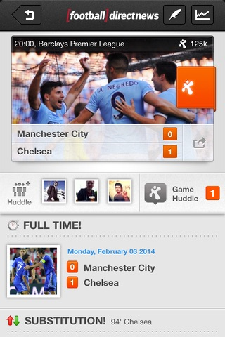 Football Direct News - Powered by fanatix screenshot 4