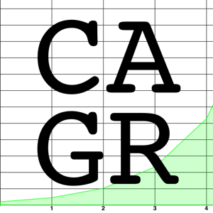 Compound Annual Growth Rate (CAGR) app