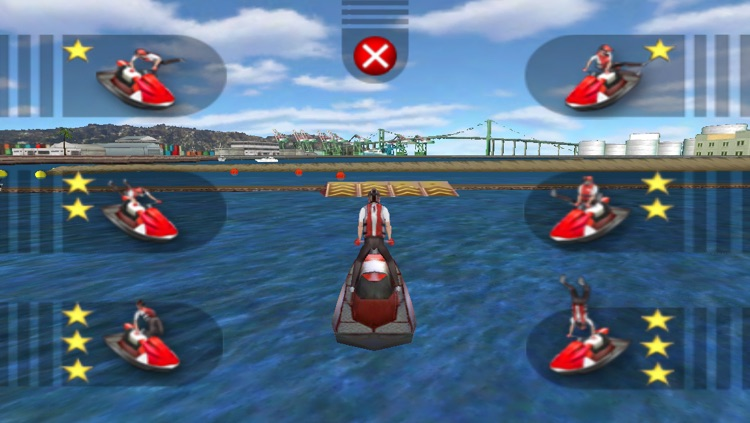 Aqua Moto Racing screenshot-2