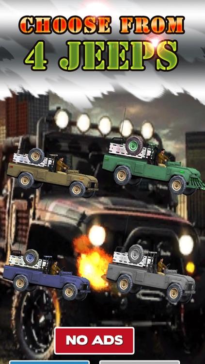3D Combat Jeep Racing Simulator Challenge Free screenshot-3