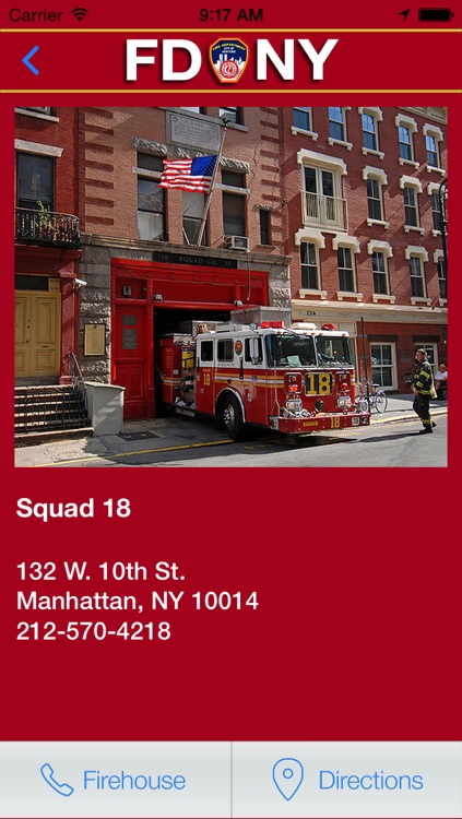 FDNY Firehouses screenshot-0