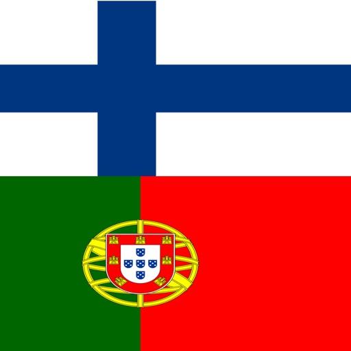 Finnish - Portuguese - Finnish dictionary