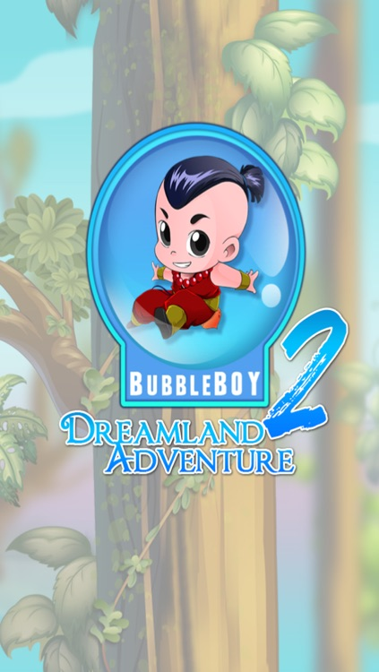 Bubble Boy 2 - Dreamland Adventure screenshot-4