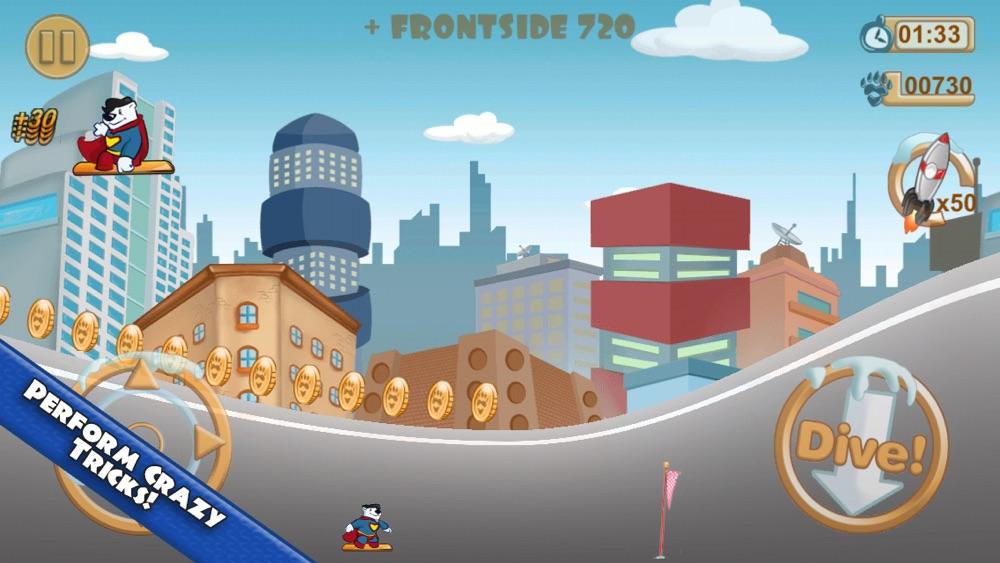 Snowboard Racing Games Free - Top Snowboarding Game Apps hack tool