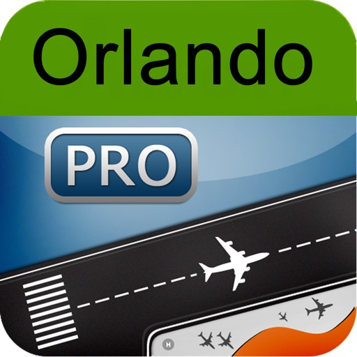 Orlando Airport + Flight Tracker Premium HD MCO