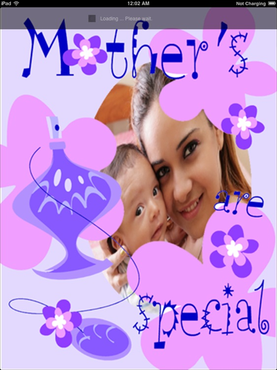 Mother's Day Photo Frames, Images & Greeting Cards screenshot-0