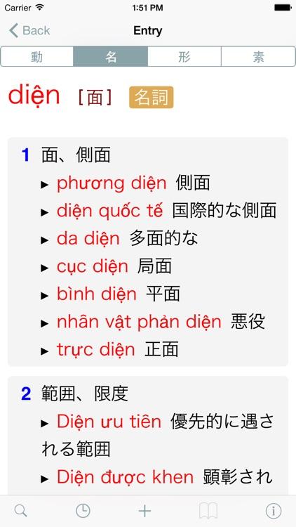 CJKI Vietnamese-Japanese Dictionary