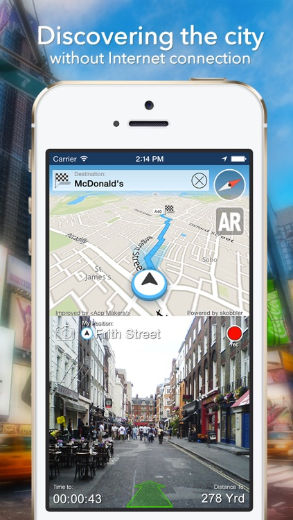 Budapest Offline Map + City Guide Navigator, Attractions and Transports screenshot-0