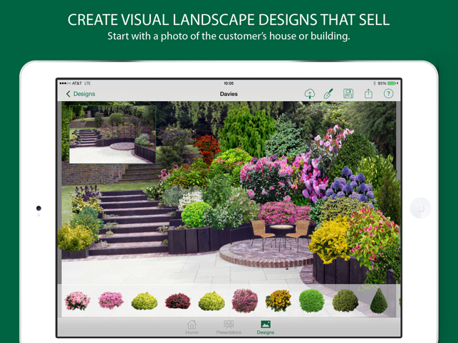 Backyard Design App For Ipad: ‎PRO Landscape Contractor On The App Store