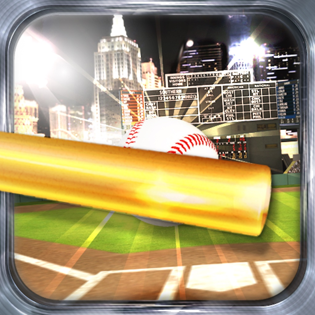 Baseball King icon