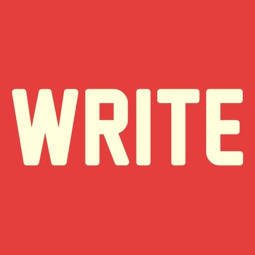 Write - One Touch речь в текст диктанта, распознавание голоса с прямым СМС-сообщение электронной почты и напоминаний.