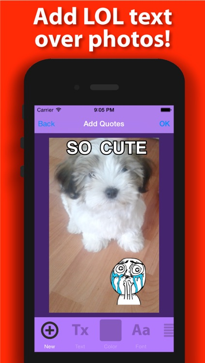 MemeGram - Best rage faces photo maker with a funny meme generator