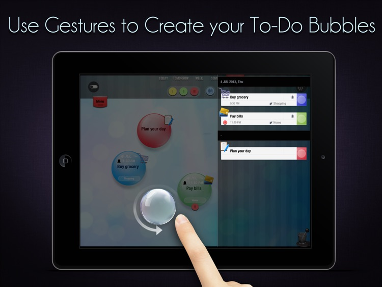 fun to-do for iPad - Daily To Do List & Task Manager