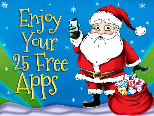 Advent Calendar: 25 Christmas Apps on the App Store