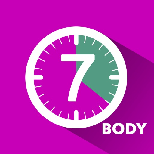 Women's 7 Minute Body - Tone up & get fit in just seven minutes a day!