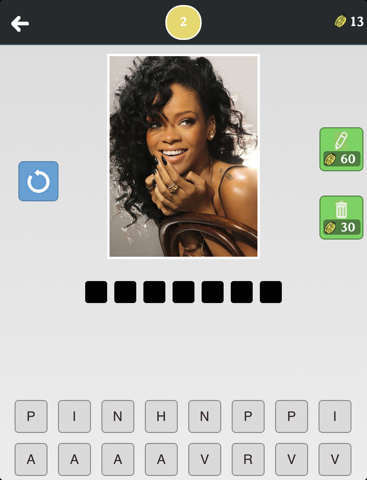 Singer Quiz - Find who is the music celebrity! screenshot