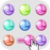 Dots Swap Adventure: Slide, Swipe, & Connect to Match the Orbs Colors