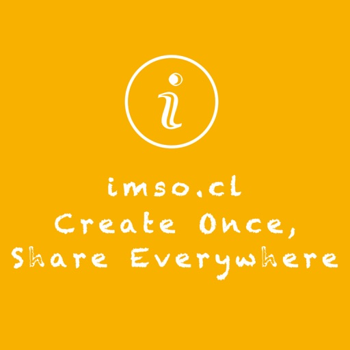 imso.cl - Create Once, Share to Everywhere