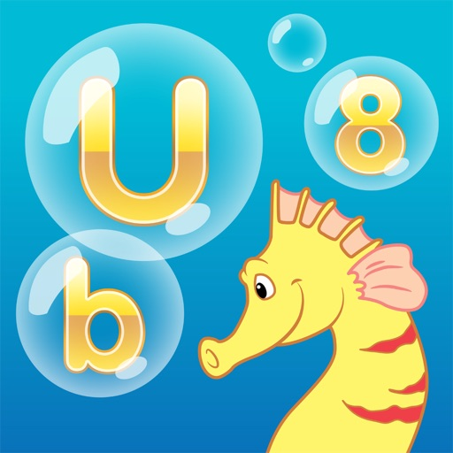 Bubble School: Letters, Numbers, Shapes, and Colors