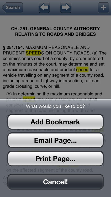 TX Transportation Code 2016 - Texas Law screenshot-3