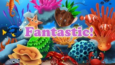 Ocean Jigsaw Puzzles 123 Lite screenshot one
