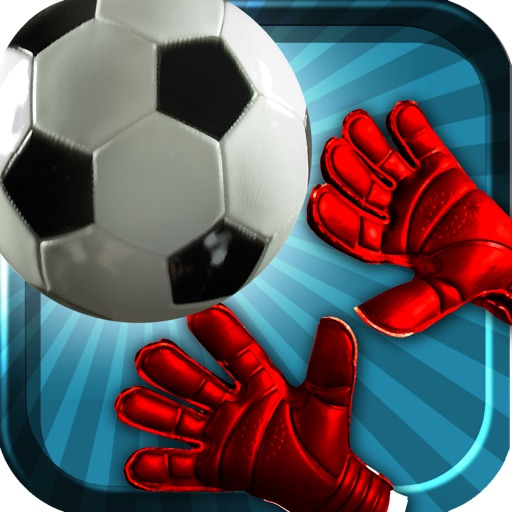 Soccer Goalie Free Game icon