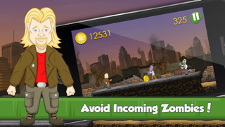 Zombie World War FREE - Plague Attack Run for Boys and Girls screenshot one