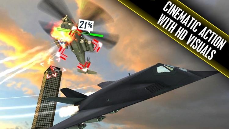 Benjamin Jet Fighters HD screenshot-3