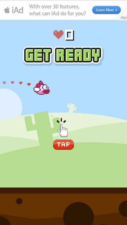 Miss Flappy screenshot-1