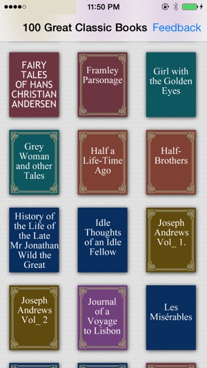 100 great classic books on the app store for Apple 300 dollar book