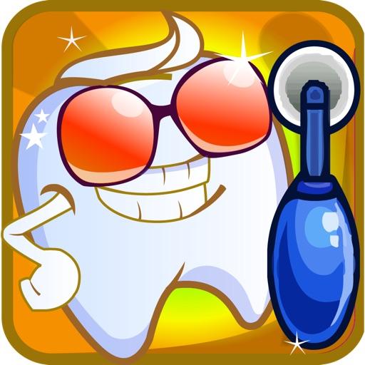 Funny Kids Dentist Office - Crazy Doctor