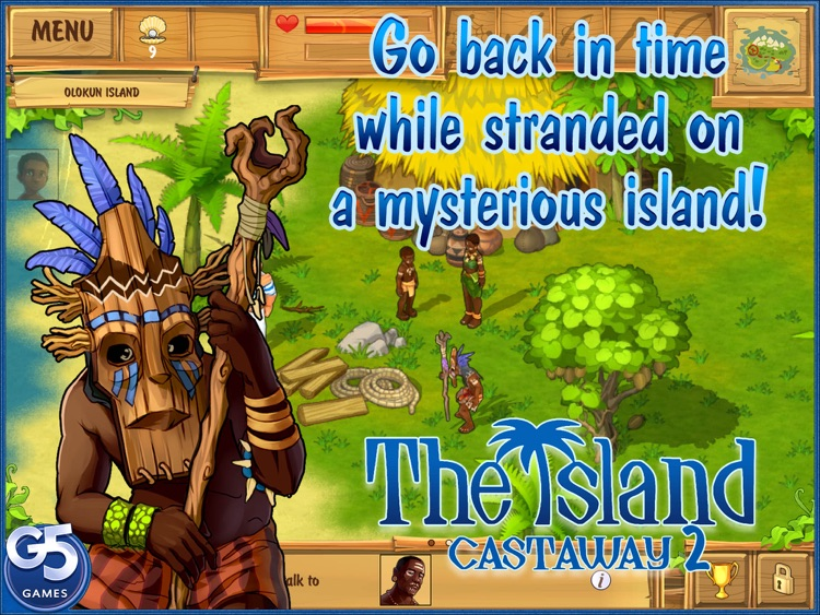The Island: Castaway 2® HD (Full) screenshot-0